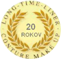 LONG-TIME-LINER conture make up 20 rokov